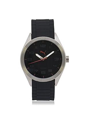 Puma Men's PU103321004 Black Stainless Steel Watch