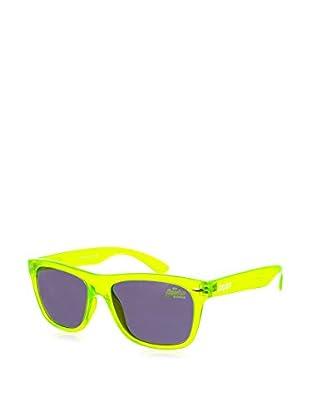 Superdry Sonnenbrille (55 mm) neon grün