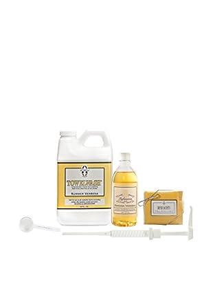Le Blanc Summer Verbena Bath Linen Kit