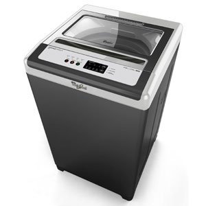 Whirlpool 6.2 Kg WHITEMAGIC 1-2-3 NXT 621P Top Loading Fully Automatic Washing Machine-Frosted Grey