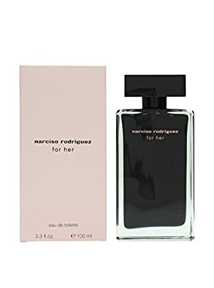 NARCISO RODRIGUEZ Eau de Toilette Damen For Her 100 ml, Preis/100 ml: 77.95 EUR
