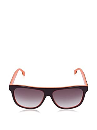 Hugo Boss Sonnenbrille BO-0064/S-DCE (57 mm) schwarz/orange