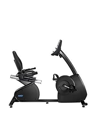 OSS Indoor Bike Racer Pro R6 (Recumbent Bike) schwarz