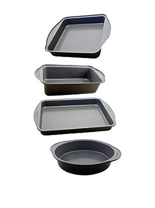 BergHOFF Earthchef 4-Piece Bake Set, Aluminum