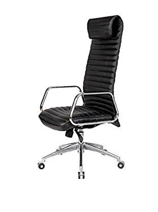 MaxMod Ox Office Chair High Back, Black