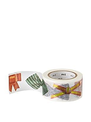 mt Masking Tape Bow Decorative Tape, Multi, 32.8 ft.