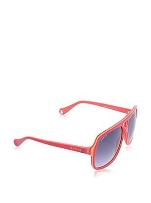 GUCCI JR Gafas de Sol Kids Junior 5005/C/SJJKP5 (53 mm) Rojo