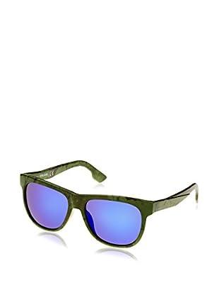 Diesel Sonnenbrille 9076_98X (56 mm) grün