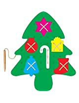 Skillofun Sewing Toy - Christmas Tree