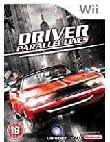 Driver: Parallel Lines for Wii