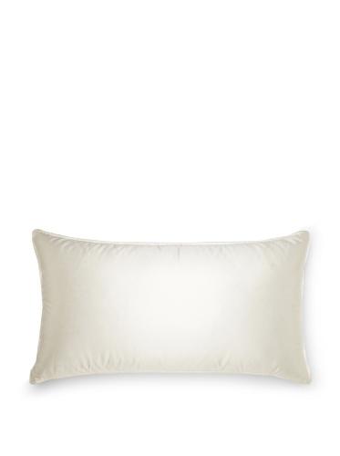 Cloud Nine Monaco Silk-Blend Down Pillow (Ivory)