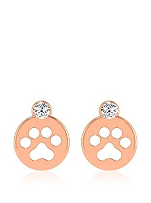Friendly Diamonds Pendientes FDT12243R Oro Rosa