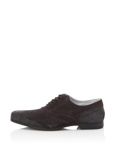 Blackstone Men's Downtown Lace-up Shoe (Anthracite)
