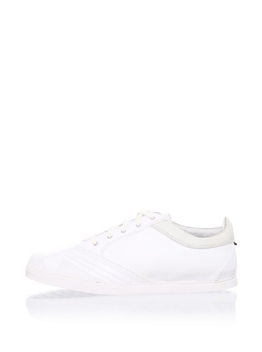 adidas SLVR Women's SLVR Fashion Low II Sneaker (White)