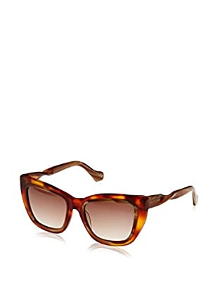 Balenciaga Occhiali da sole BA0027 (55 mm) Avana