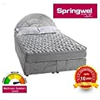 Springwel Mattress Divinity Collection 78 x 72 x 6 inches