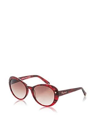 D Squared Sonnenbrille DQ011360 (60 mm) bordeaux