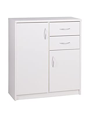 Easy Home Mueble Auxiliar Kappa D3 Blanco