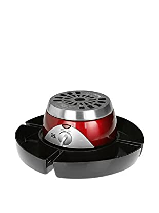 Kalorik Stainless Steel S'Mores Maker, Red