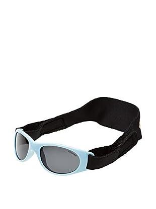 Polaroid Gafas de Sol Kids P0100 (58 mm) Azul Claro