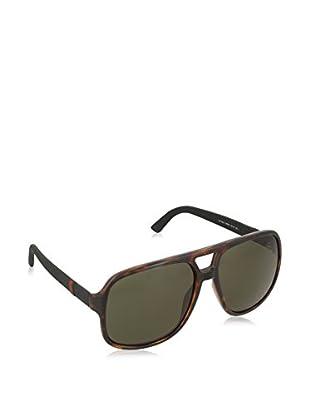 GUCCI Sonnenbrille 1115/S 1E M1W (59 mm) havanna