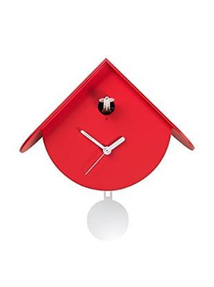 Diamantini & Domeniconi Reloj de Cuco Titti Rojo