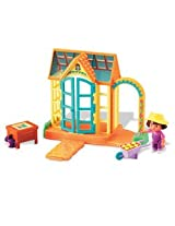 Fisher-Price Dora the Explorer: Doras Talking House Greenhouse Addition
