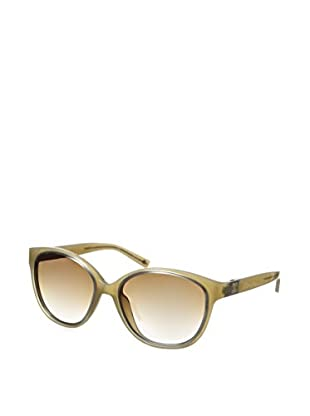 Escada Women's SES267 Sunglasses, Shiny Opaline Beige