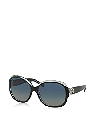 Michael Kors Gafas de Sol Polarized 6004 30011H (59 mm) Negro