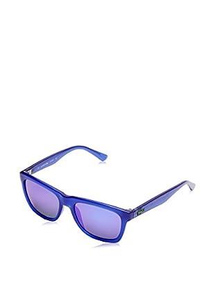 Lacoste Gafas de Sol 3610S-424 (49 mm) Azul
