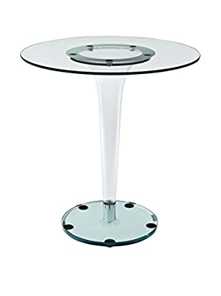 Modway Gossamer Dining Table, Clear