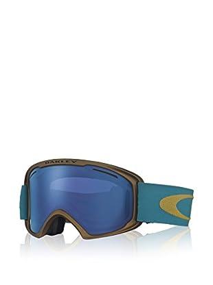 Oakley Máscara de Esquí O2 Xl Mod. 7045 Clip Azul