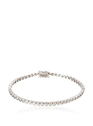 Cordoba Joyeros Armband rhodiniertes Silber 925