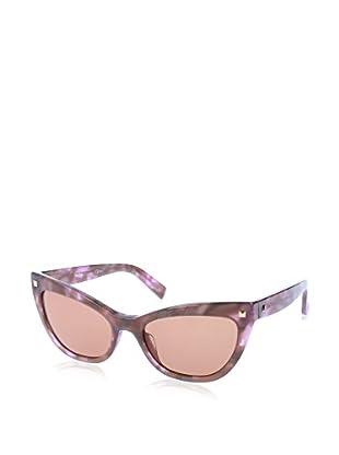 Max Mara Sonnenbrille FIFTIES 19 140 O3T (54 mm) braun/rosa