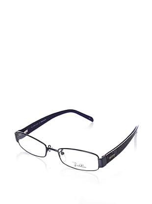 Emilio Pucci Women's EP2136 Eyewear, Light Blue, One Size
