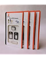 Griffin Nano Sim and Micro SIm adapter with ejector tool Griffin