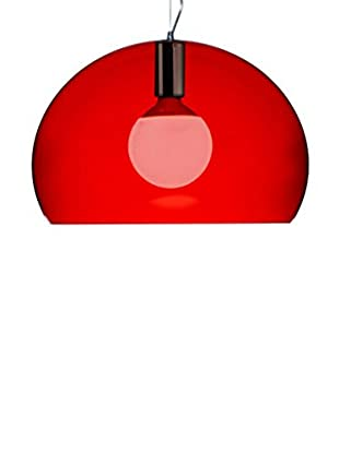 Kartell Pendelleuchte LED Fl/Y Small rot