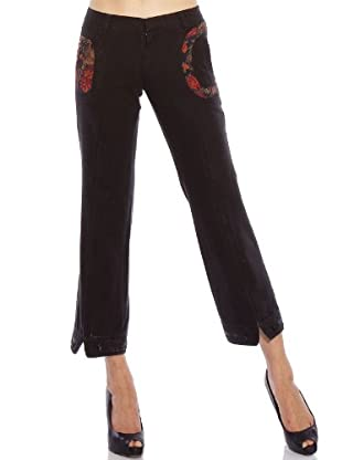 Custo Pantalón (Negro)