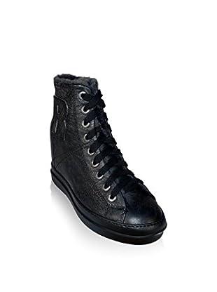 Ruco Line Sneaker Zeppa 4914 Fianchi Wall S