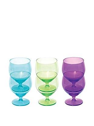 Glas 6er Set