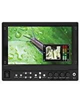 """Marshall V-LCD70MD-O 7"""" On-Camera Monitor with 3G Output Module, Two 3G-HDSDI Outputs, 1024x600 Resolution, Manual Gamma Adjustment"""