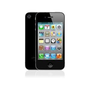 Apple Iphone 4G-16GB Smartphone-Black