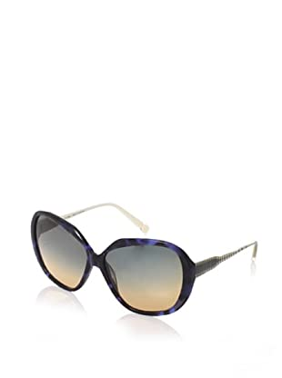 Jason Wu Women's Mia Oversized Sunglasses, Midnight Blue, One Size