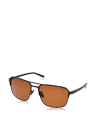 Columbia Gafas de Sol Coriolis (58 mm) Pardo