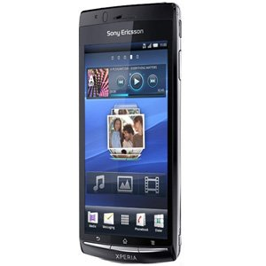 Sony Ericsson Xperia Arc Smartphone-Black