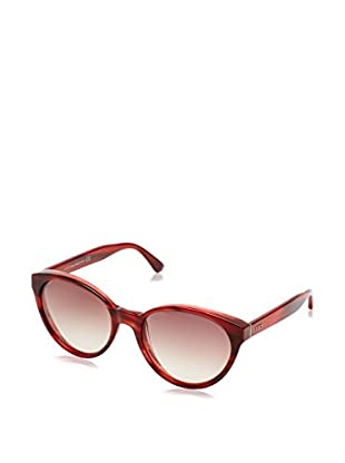 Tod's Gafas de Sol TO0147 (57 mm) Rojo