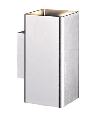 WOFI Wandleuchte LED Outdoor Harris aluminium
