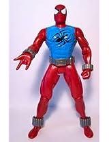 Marvel Universe 10 Deluxe Figure SpiderMan Scarlet Spider Toy Biz MISB MIB