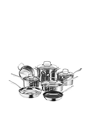Cuisinart 11-Piece Professional Series Stainless Steel Cookware Set