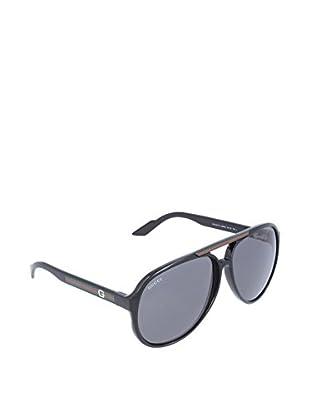 Gucci Sonnenbrille 1627/SR6D28 schwarz 59 mm